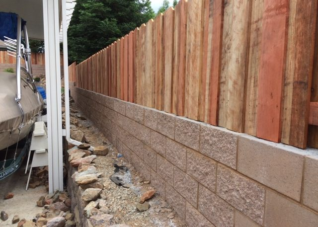 Retaining wall contractor retaining walls installer building a your front yard or back yard or as a key structural support we can provide the design and construction of the retaining wall that meets your needs solutioingenieria Gallery